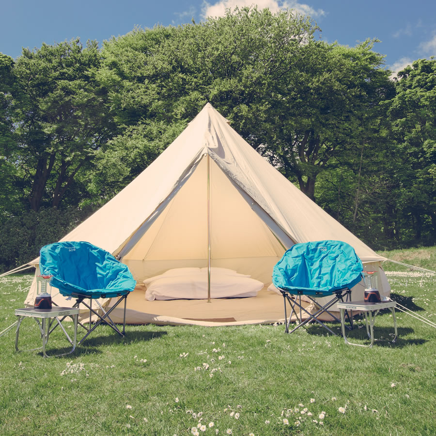 Isle of Man Classic TT and MGP 2019 Glamping Pods